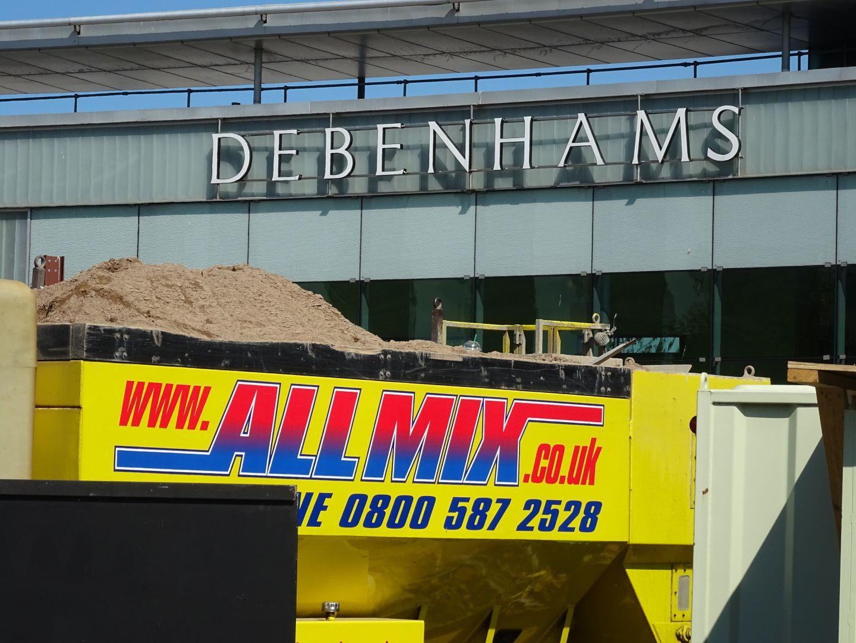All Mix Concrete Debenhams