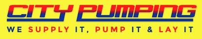 City Pumping Logo