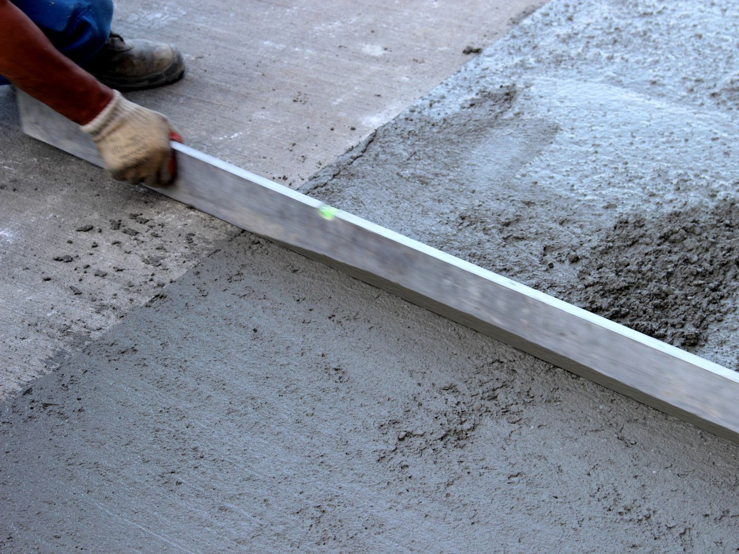 Domestic Concrete