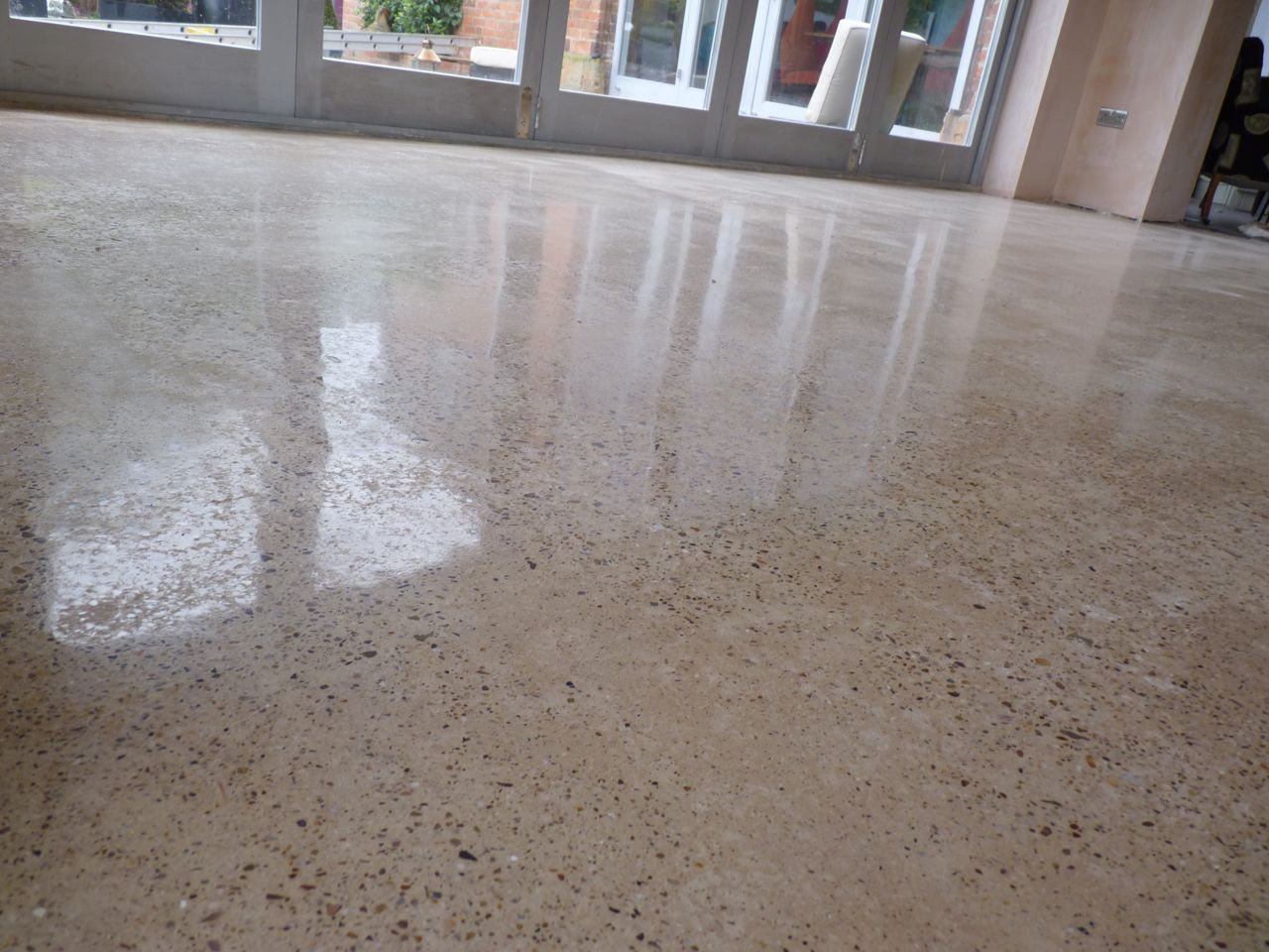 The benefits of concrete flooring all mix concrete for Flooring for concrete